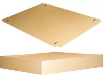 Coiffes palette carton