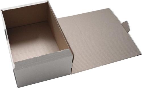 Boîtes tirette blanches