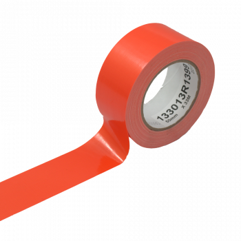 Ruban Toilé Duct Tape Orange 220µ