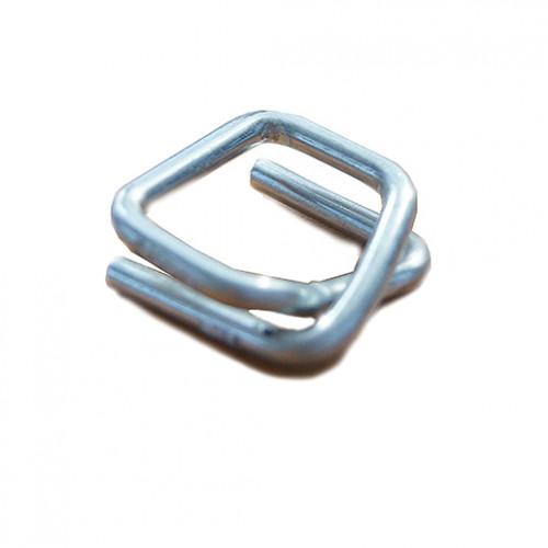 Boucles métal galvanisé