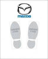 Tapis de sol logo Mazda