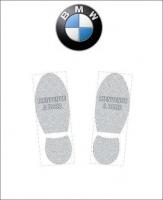 Tapis de sol logo BMW