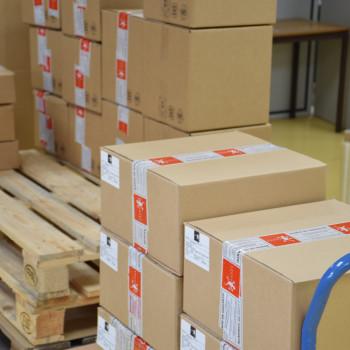Caisses, conteneurs et palettes